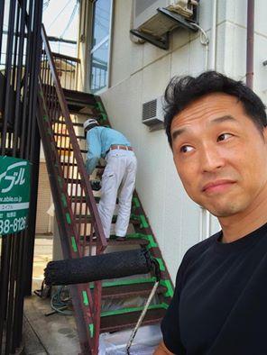 階段滑り止め工事_n